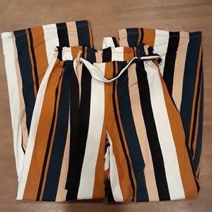 Pants - Stripe pants